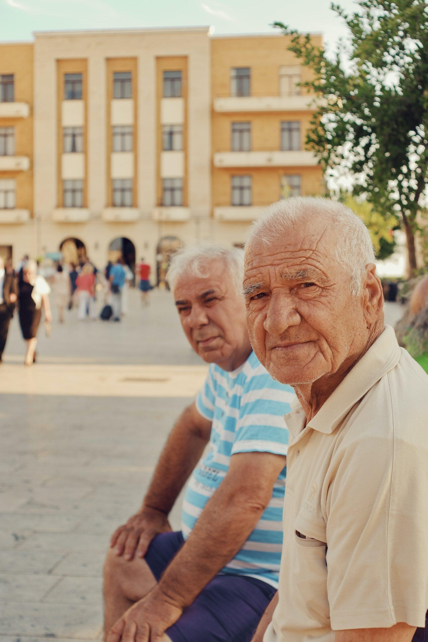 Auswirkung des Alters