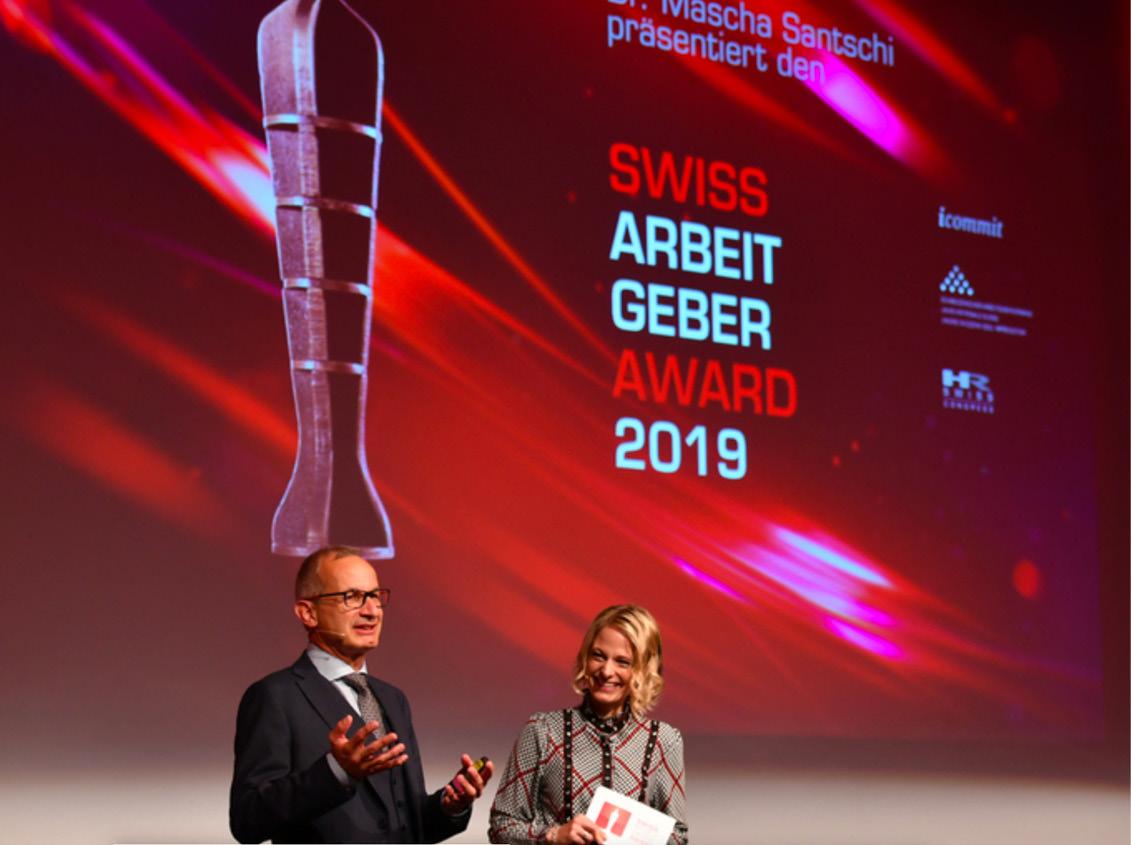 Die besten Arbeitgeber der Schweiz und Liechtensteins stehen fest!